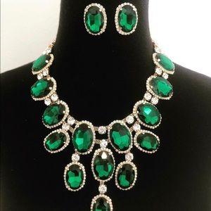 Love Coco Emerald Set